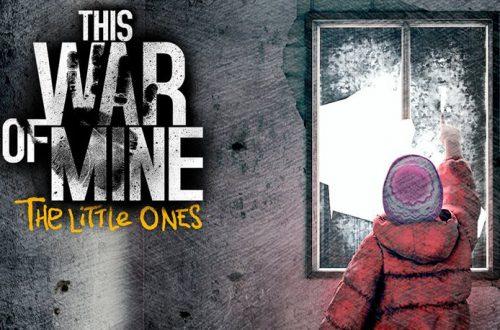 Создатели This War of Mine собрали $500 тыс. на помощь детям