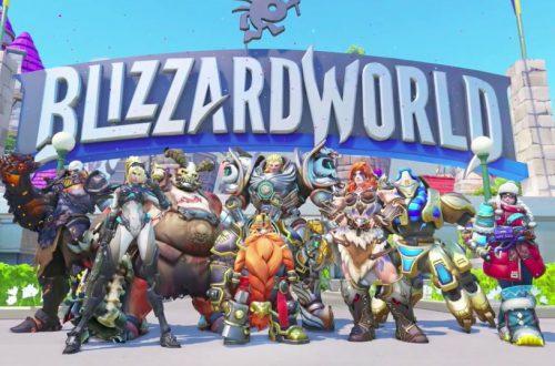 В магазине Blizzard стартовала новогодняя распродажа
