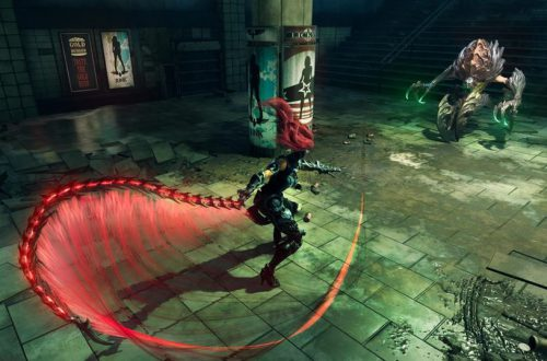 В Darksiders 3 появилась классическая боевая система в духе предыдущих частей