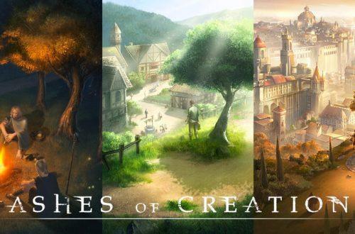 СНГ-игрокам стали доступны наборы раннего доступа Ashes of Creation