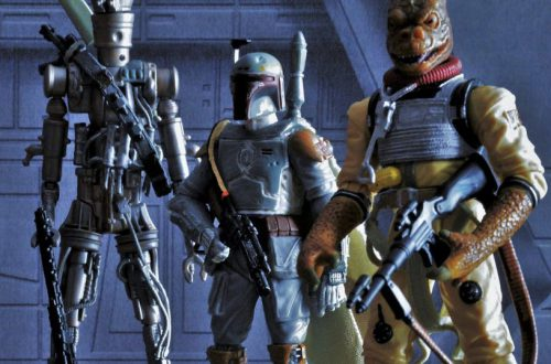 Джон Фавро показал дроида-убийцу из «Мандалорца»