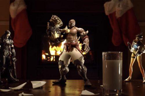 Blizzard показала, как создавалась рождественская короткометражка Overwatch