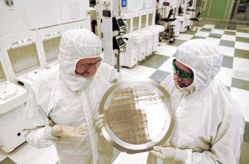 IBM закажет у Samsung выпуск процессоров по нормам 7 нм