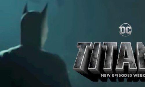 Бэтмен начал убивать в сериале «Титаны»