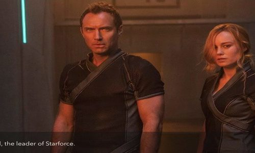 Подтверждена роль Джуда Лоу в «Капитане Марвел»