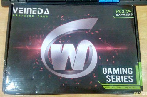 Видеокарта VEINEDA GTX 750(Не Ti) 1 Гб