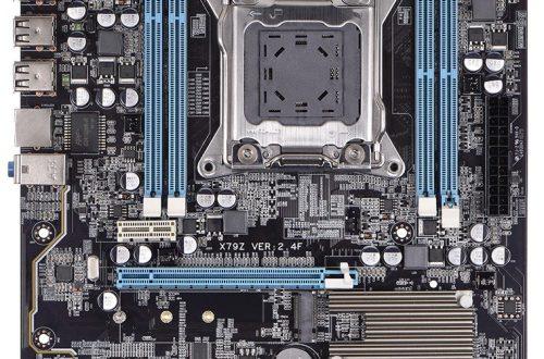 """""""Noname"""" материнская плата X79Z VER. 2.4F на LGA 2011. Колхозная переделка и модификация системы охлаждения."""
