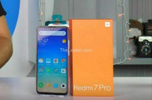 Появилось первое фото смартфона Xiaomi Redmi 7 Pro