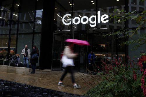 Google штрафовали в России