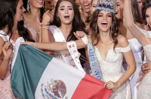 Титул «Мисс мира – 2018» получила мексиканка