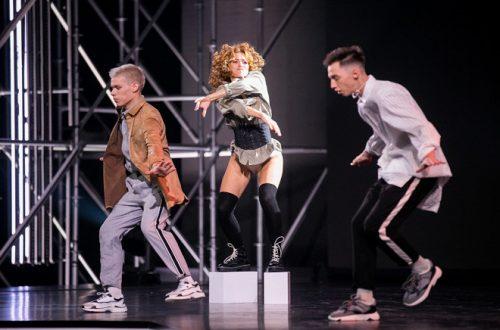 Участница шоу «Танцы» Лера Бабаян: «Пришло время попробовать свои силы»