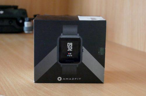 Умные часы Xiaomi Huami AMAZFIT Bip + сравнение с Garmin Vivoactive HR+