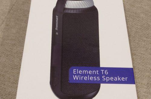 Bluetooth-колонка Tronsmart element T6 - каким должен быть бас!