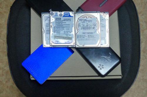 Maiwo K104 - USB 3.0 HDD кейс