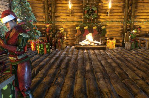 ARK: Survival Evolved - Зимние праздники уже не за горами