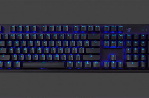 Tesoro анонсирует продажи клавиатуры Gram MX One