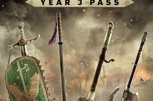 For Honor - Скоро станет доступен сезонный пропуск третьего года