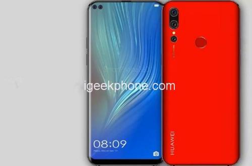 Появились неожиданные изображения Huawei P30