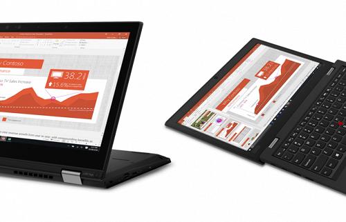 Ноутбуки Lenovo ThinkPad L390 и L390 Yoga первыми в семействе получили новые процессоры Intel
