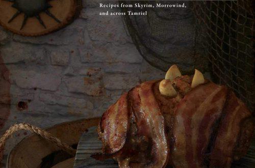 Стартовал предзаказ кулинарной книги по The Elder Scrolls