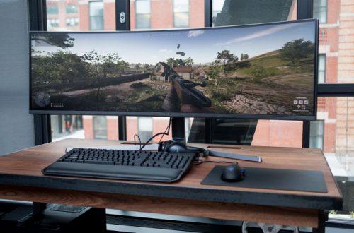Samsung нарастила позиции в сегменте премиальных игровых мониторов