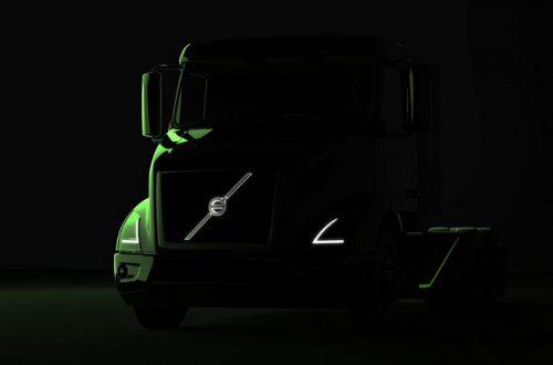 В следующем году Volvo представит полностью электрический грузовик VNR Electric