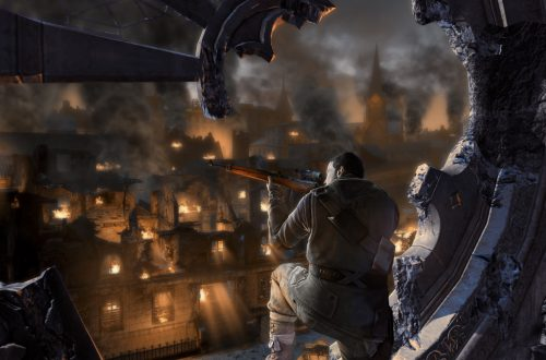 Sniper Elite V2 - Rebellion готовит ремастер игры