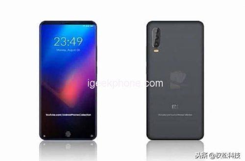 Огромный смартфон Xiaomi Mi Max 4 получит экран без всяких вырезов и производительную платформу