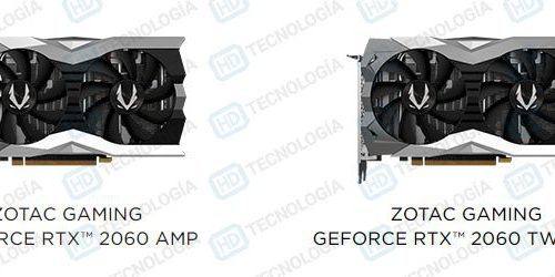 Появились изображения 3D-карт Zotac Gaming GeForce RTX 2060 AMP и Zotac Gaming GeForce RTX 2060 Twin Fan