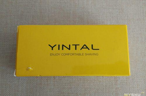 Бритвенный T-образный станок YINTAL YT9307