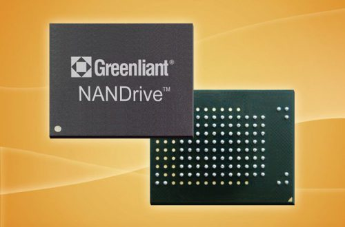 Твердотельные накопители Greenliant NANDrive выдерживают до 250 000 циклов перезаписи