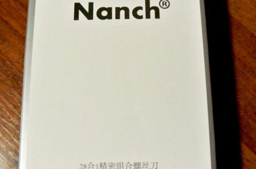 Набор бит с держателем Nanch 28 в 1.