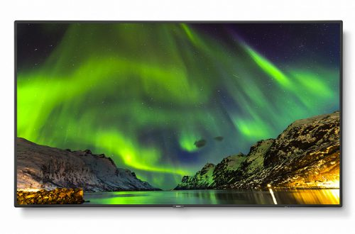 Разрешение 65-дюймовых дисплеев NEC C651Q и V654Q — 4K UHD