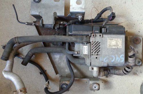 """GPRS-модем Neoway M590 """"на колесах"""". Управление дополнительным отопителем в автомобиле."""