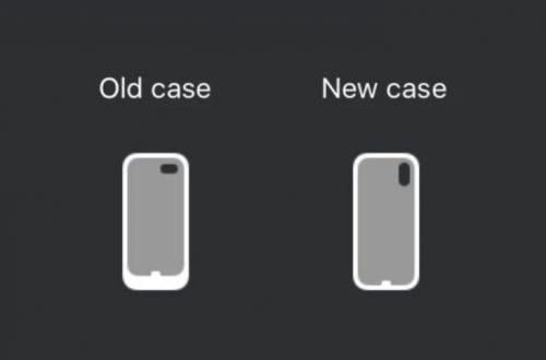 Apple готовит новую версию «беременного» чехла с аккумулятором Smart Battery Case