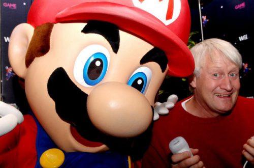 Чарльз Мартине озвучил легендарного Марио ровно 100 раз за 28 лет и попал в Книгу рекордов Гиннесса