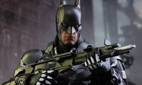DC показали новый взгляд на Бэтмена с огнестрельным оружием