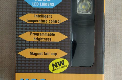 Про тот самый налобный фонарик Skilhunt H03 с распродажи
