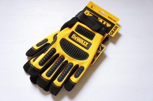 Рабочие перчатки DeWalt DPG780L