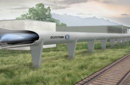 В Швейцарии в следующем году начнут строить линию Hyperloop, в которой капсулы смогут перемещаться со скоростью 900 км/ч