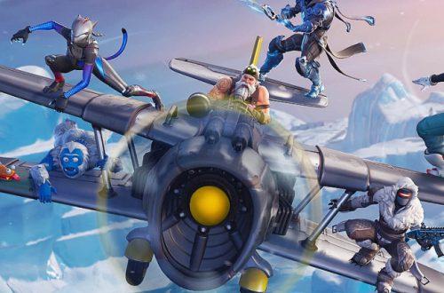 Фанаты переносят в Fortnite карты из Call of Duty и других игр с помощью «Песочницы»