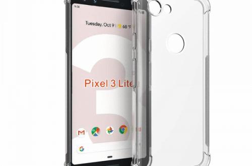Новые изображения Google Pixel 3 Lite демонстрируют сдвоенную фронтальную камеру
