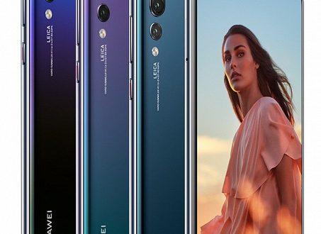 Российские смартфоны Huawei P20 и P20 Pro скоро получат Android 9.0 Pie