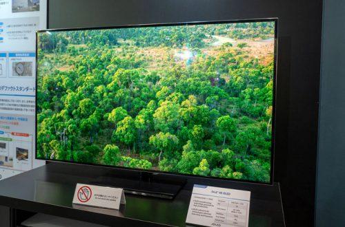 JOLED показала распечатанные на принтере панели OLED: для телевизоров, мониторов и устройств специального применения