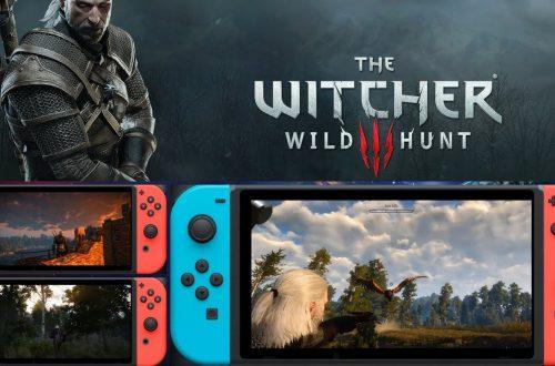 Слухи: The Witcher 3 может появиться на Nintendo Switch