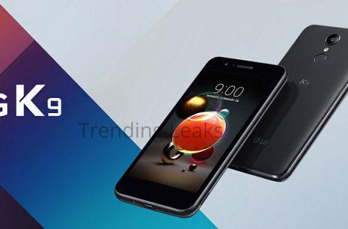 LG выпустит бюджетный смартфон K9S на ОС Android 7.1