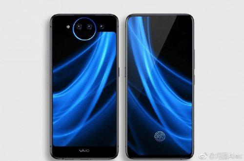 Смартфон Vivo Nex 2 на самом деле будет называться Vivo Nex Dual Screen