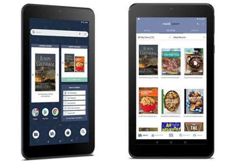 Barnes & Noble Nook Tablet 7 — сверхдешёвый планшет стоимостью всего 50 долларов