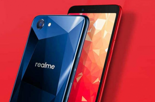 Дешевый смартфон Oppo Realme A1 на подходе