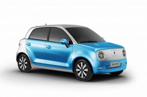ORA R1 — компактный городской электромобиль с двигателем мощностью 48 л.с. и максимальной скоростью 100 км/ч